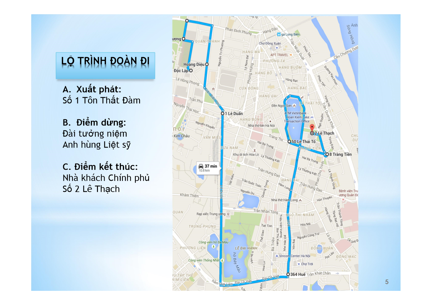 Cycling routine in celebration of 70th anniversary of Viet Nam's Ministry of Foreign Affairs